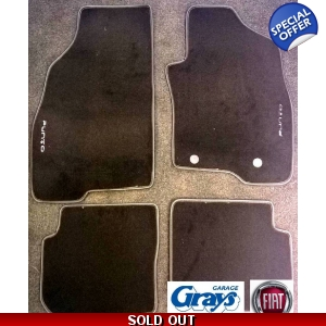 Fiat Punto Mat Set | Genuine..